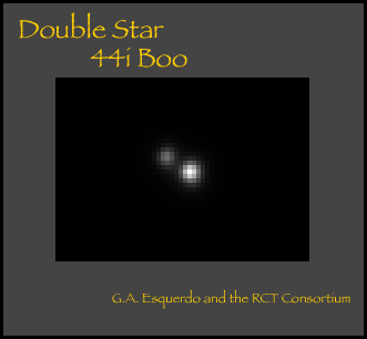 Double Star 44i Boo