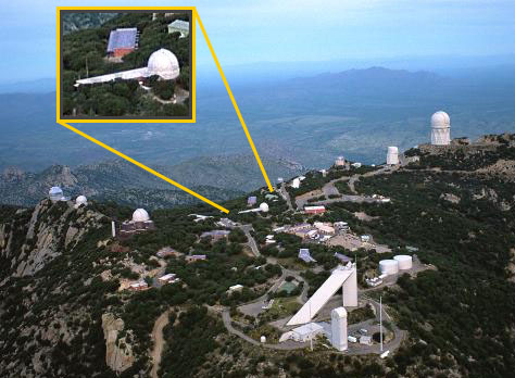 Kitt Peak and the RCT Telescope
